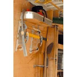 Porte-outils fixe pour l'aménagement des véhicules utilitaires