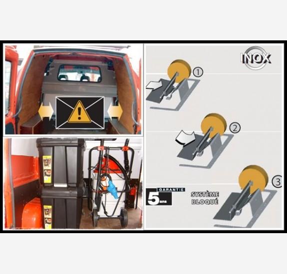 Système de verrouillage - véhicules
