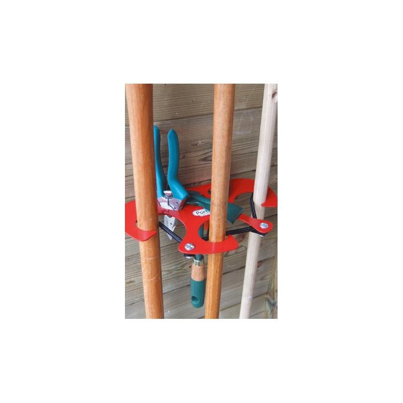 Multipurpose garden tools storage for Gardening tools storage
